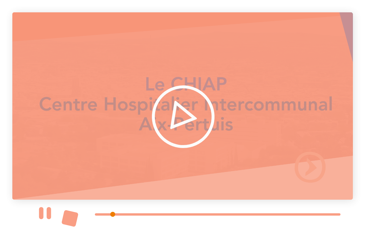 >Le CHIAP Centre hospitalier Intercommunal Aix-Pertuis